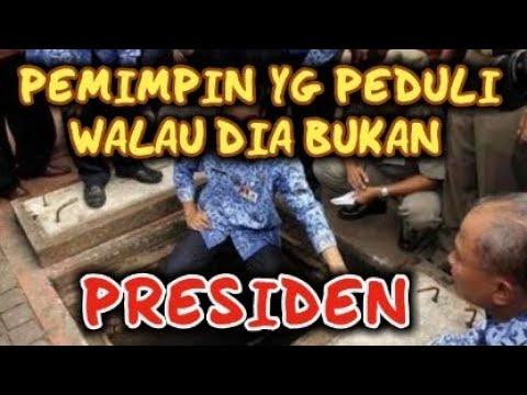 Ternyata Masih ada pejabat yg peduli Rakyatnya , walau bukan presiden