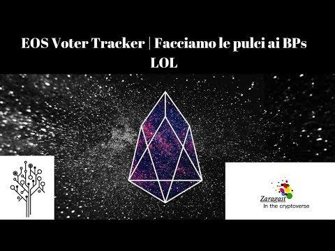 EOS Voter Tracker | Facciamo le pulci ai BPs LOL