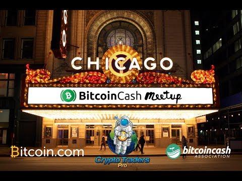 Chicago Bitcoin Cash Meetup: September 2018