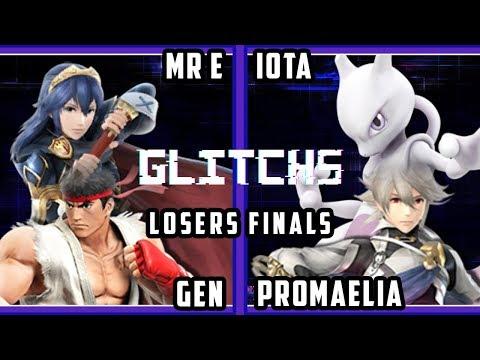 Glitch 5 Wii U Doubles – AF | Promaelia & Iota Vs. W2W | Mr E & Gen – Smash 4 Losers Finals