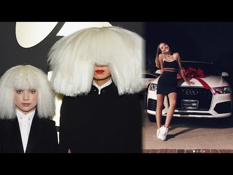 Sia Gifts Maddie Ziegler With NEW Car For Her 16th Birthday