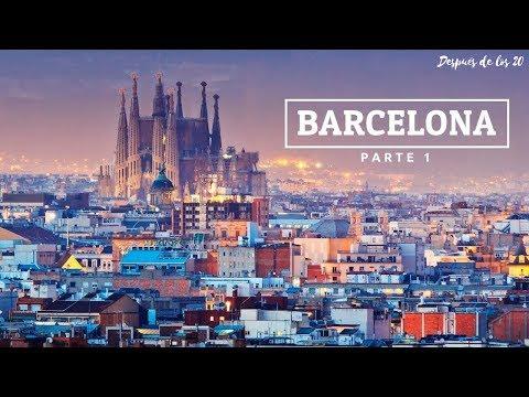 ?Viaje a BARCELONA (BCN Vlog 1)    Después de los 20