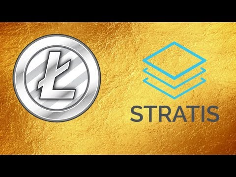 LITECOIN ABOUT TO REACH NEW ALL TIME HIGH? // IS STRATIS A GOOD
