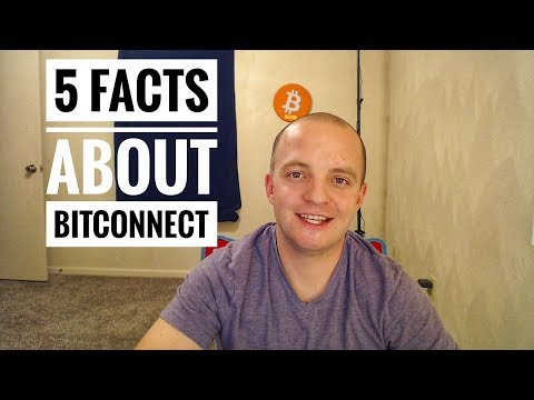 5 Interesting Facts About Bitconnect, You Might Have Missed!