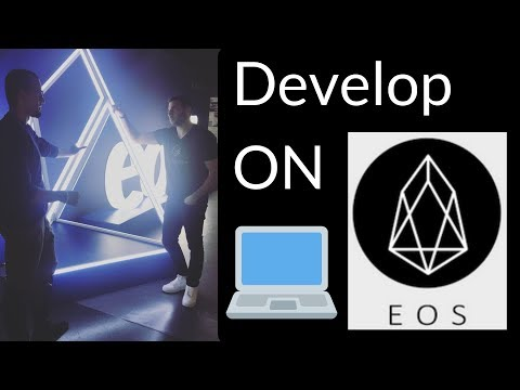 Want to build a Killer EOS DApp? Don't know where to start? Advice from Hass Bazzi & Johnil Quezada