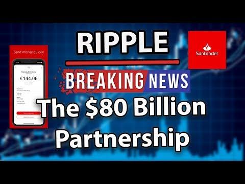 Ripple (XRP) The $80 Billion Bank Partnership! Will Many Banks Follow?