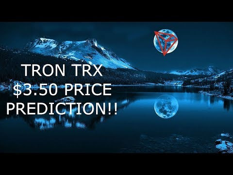 TRON TRX 3 50 PRICE PREDICTION