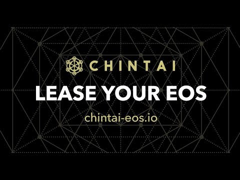 EOS Staking Rewards – Chintai Leasing Platform Walk Through