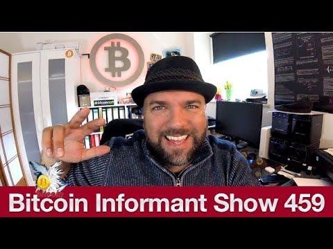 #459 Bakkt BTC Futures, Bitcoin wird Gold niemals ersetzen & Ukraine keine Steuern für Krypto