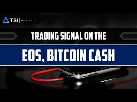 Торговые рекомендации: EOS News, BitcoinCash, CrytoIndex