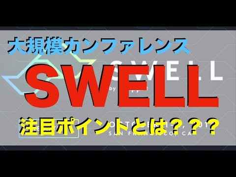 【XRP】リップルファン歓喜!SWELLの注目ポイントは???[仮想通貨][Cryptocurrency]