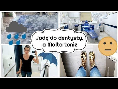 Jadę do dentysty, a Malta tonie! || ADA GADA