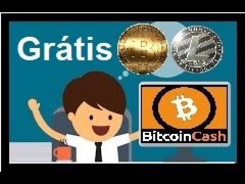 GRÁTIS – BitcoinCash, Dogecoin e Litecoin  **Melhor que faucets**