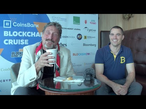 Roger Ver Interviews John McAfee – The Most Important Thing In Life