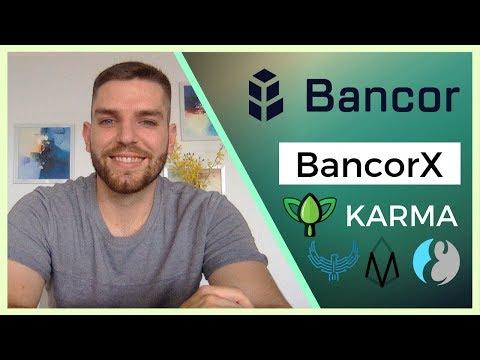 BancorX: Bancor Is Bringing It's Liquidity Network To EOS