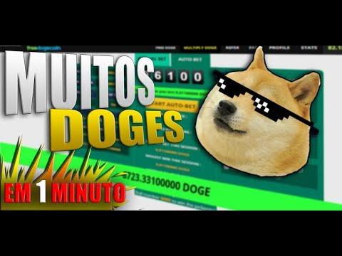 Estratégia FreeDogecoin Atualizado Funcionando em Outubro 2018 Doge