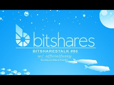 ? BitShares Hangout #86 (September 29, 2018)