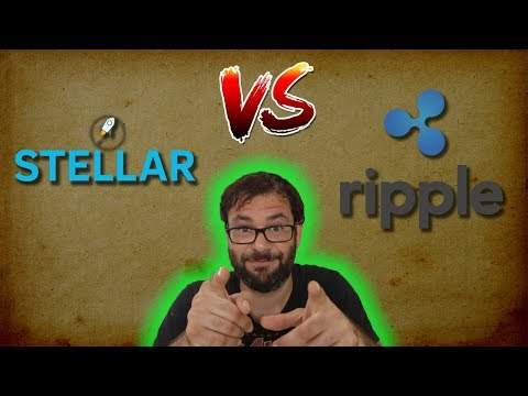 Stellar XLM & StellarX  Vs. Ripple XRP & xRapid – Cryptocurrencies Vs. Banks – Do U Even Crypto Bro?