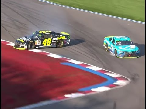2018 Roval Bank of America ROVAL 400 – Finish – Call by PRN