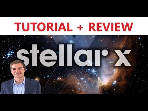 Your New Decentralized Exchange? | StellarX Demo | Stellar Lumens XLM