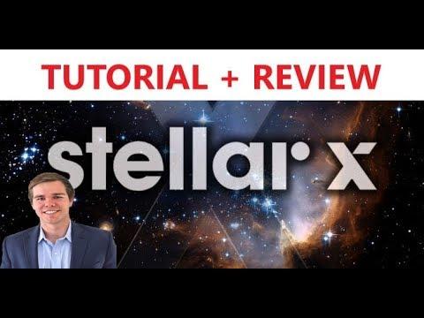 Your New Decentralized Exchange? | StellarX Demo | Stellar Lumens XLM