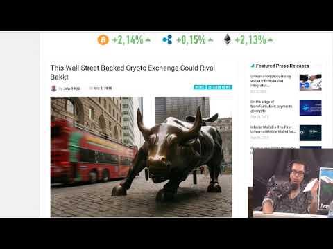 IOTA partners with BitPanda. Wall Street Crypto Exchange Rivals Bakkt. TD Ameritrade Crypto Exchange