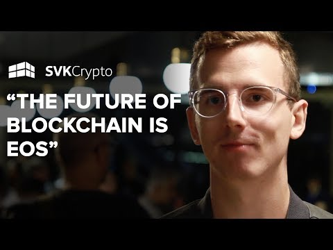 """The Future of Blockchain is EOS"" – Interview with Rob Finch, Cypherglass"