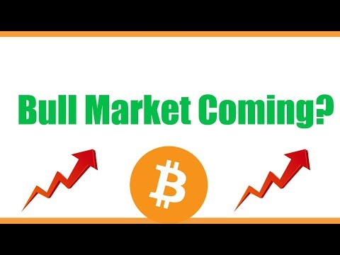 Is the BULL Market Coming?  – Daily Bitcoin and Cryptocurrency News