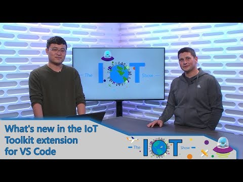 What's new in the IoT Toolkit extension for VS Code