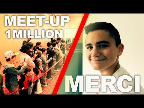 MEET-UP DU MILLION – MERCI – Néo The One
