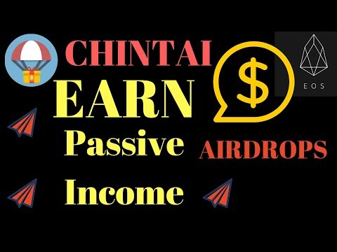 Chintai How to Lend Out EOS and Earn Passive Income, EOS Airdrop My Wish, EOSBET Airdrop