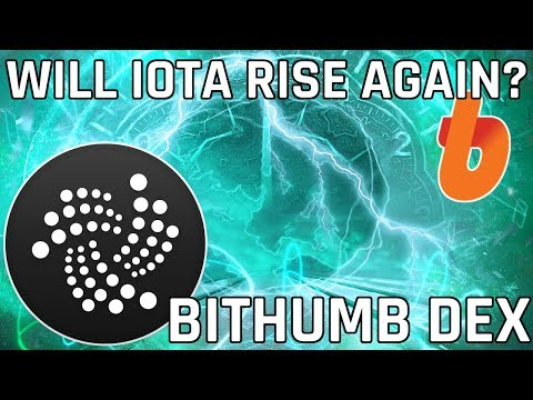 Bithumb to Launch Decentralized Exchange – Will IOTA Rise Again?