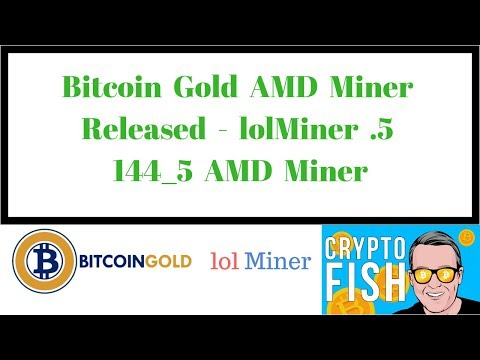 Bitcoin Gold AMD Miner Released – lolMiner  .5 144_5 AMD Miner