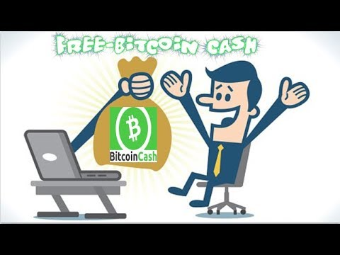 Nueva faucet para ganar bitcoin cash ??