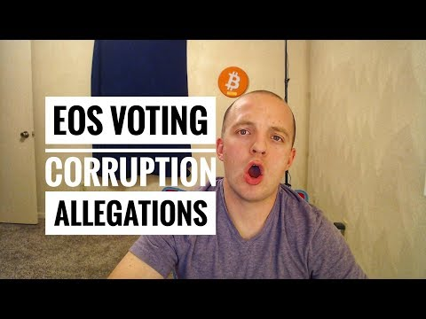 EOS Voting Corruption! – Not Free or Democratic!