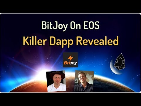BItJoy On EOS – Why You Don't Want To Miss This DApp