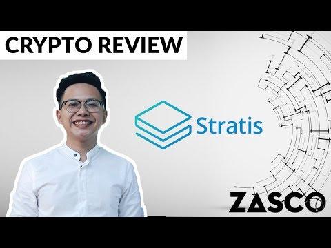 STRAT COIN REVIEW – Stratis là gì? Năm 2019 có những thay đổi gì với stratis [Zasco Group]