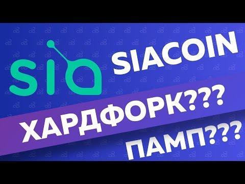 SiaCoin – хардфорк, памп и будущее проект | Обзор SC