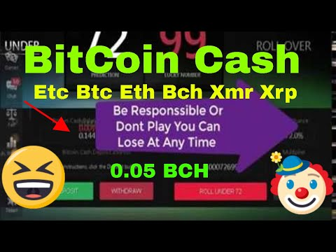 See How To Earn 0.05 Bitcoin Cash Fast  Xrp Btc Eth Ltc Dash Monero Luckygames io HACK