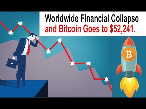 Economy Will Collapse and Bitcoin Will Go to $52,000. A Trader Explains How…