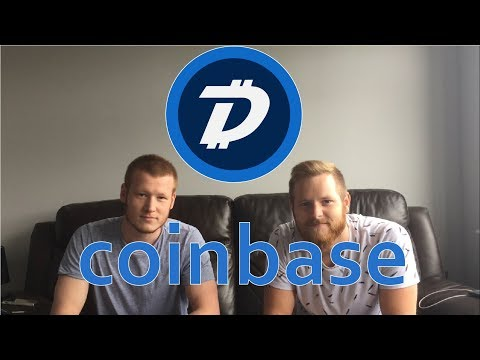 Digibyte Coinbase listing Soon? Will We Be Millionaires?
