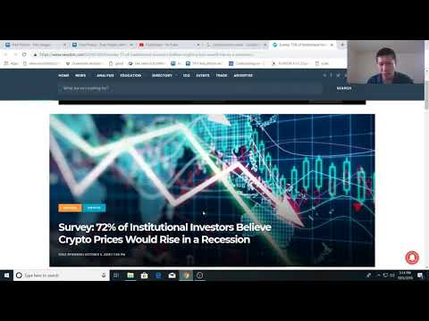 Cryptocurrency prices will rise in a recession? Why and why not?