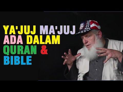 Ya'juj Ma'juj juga ada dalam Bible dan penjelasan dalam Al Quran Syeihk yusuf Estes Sub Indo