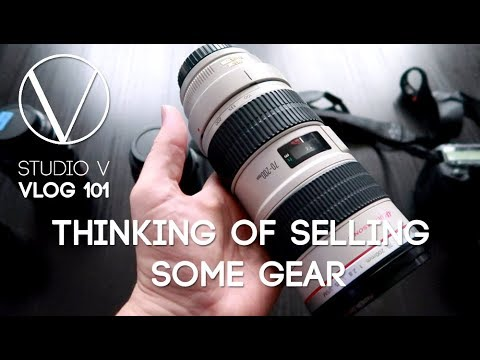 Time to Sell Some Gear EOS R Is Almost Here