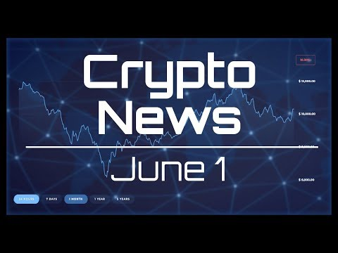 Crypto News June 1: Aragon Polls, Request Network + Shopify, Binance's $1 Billion Crypto Fund