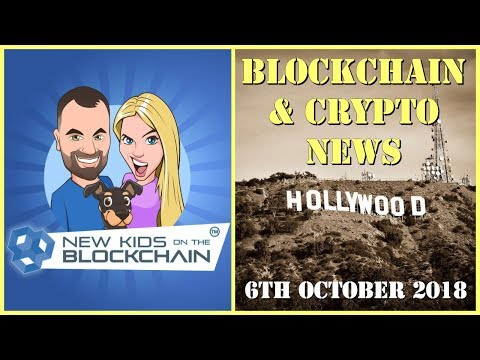 ?Blockchain Crypto News ?Hollywood, Reitium, Bitcoin News  and SAFEX Winner! ?
