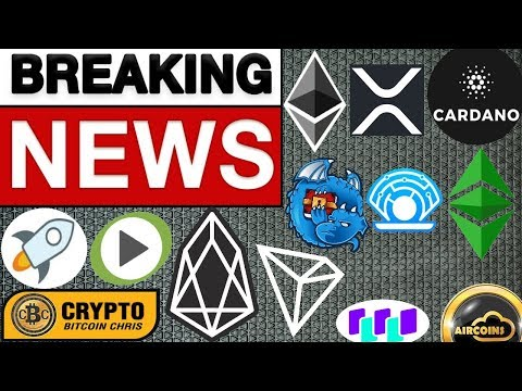 DON'T DO THIS! – XLM ADA TRX to lead breakout?! – Vitalik NOT quitting ETH! – XRP from Stock Broker?