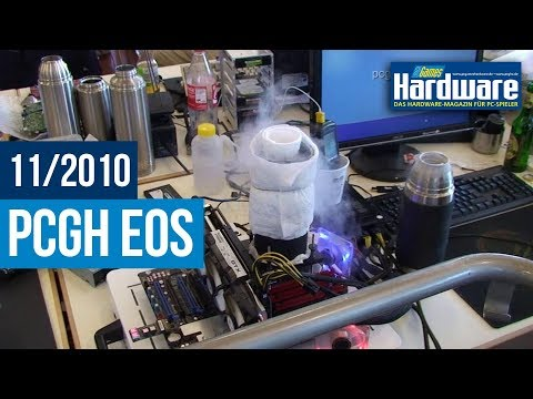 PCGH EOS 2010 Highlights | Extreme Overclocking | DVD-Video 11/2010