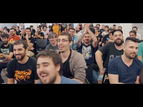 BCN Fighters – Nuestro futuro. Dragon Rush 5 Aftermovie