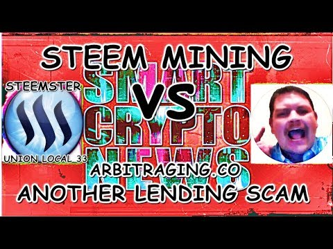 Crypto News Live ARBITRAGING MBOT ABOT VS STEEMIT  DAILY FUD #BTC #BITCOIN #ETH